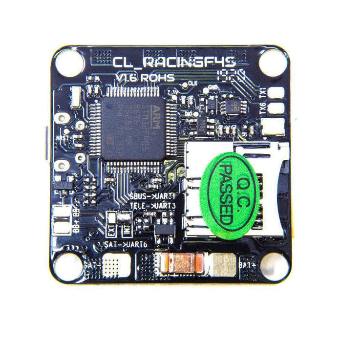 CLRacing F4S V1.6 AIO 30x30 Flight Controller - RaceDayQuads