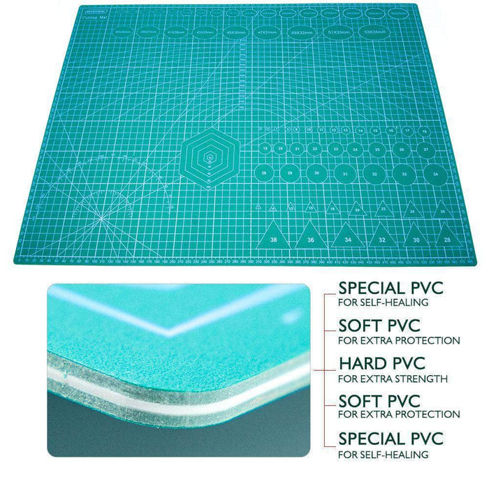 Heavy Duty 5 Ply A2 Self-Healing Cutting Work Mat for Sale
