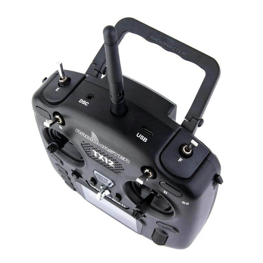 RadioMaster TX12 Multi-Protocol OpenTX 2.4GHz RC Transmitter For Sale at RaceDayQuads