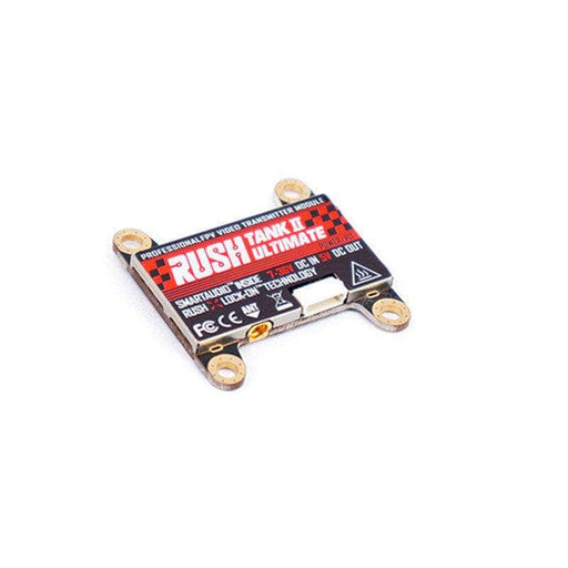Rush FPV Tank II Ultimate 30x30 25-800mW VTX w/ Smart Audio - MMCX