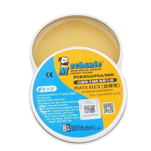 MCN-UV80 Rosin-Base Soldering Flux Paste - RaceDayQuads