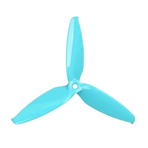 "Gemfan Durable 5552 Tri-Blade 5.5"" Prop 4 Pack - Choose Your Color"