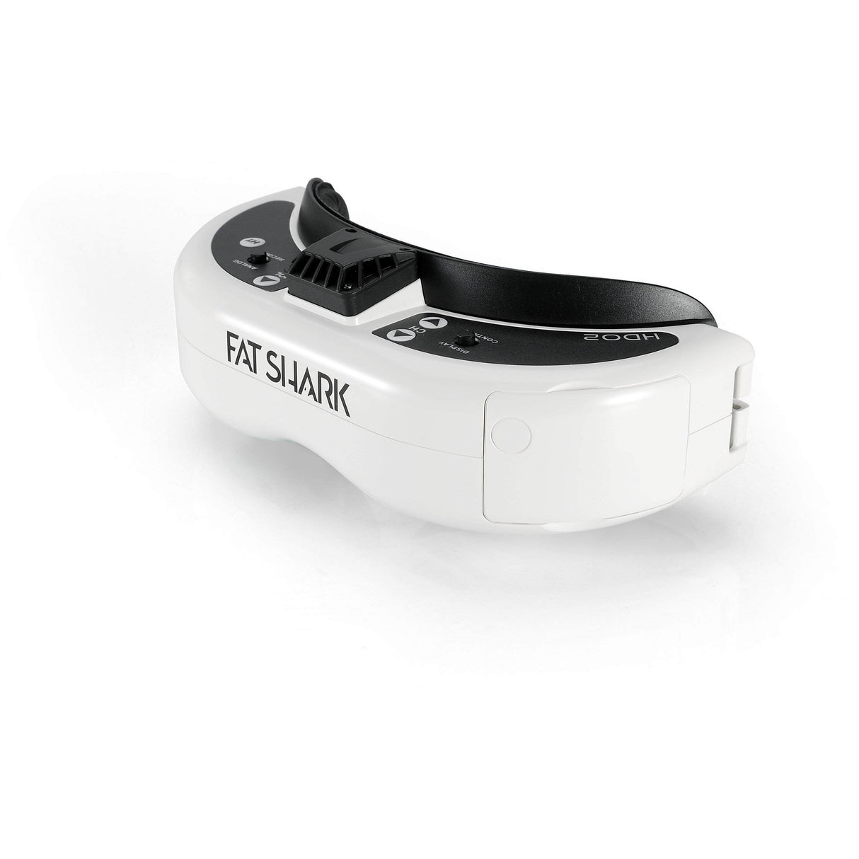 Fat Shark Dominator HDO2 OLED FPV Goggles - RaceDayQuads