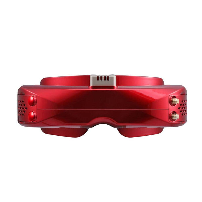 Red Skyzone SKY04X OLED Diversity 5.8GHz Drone Racing Goggles for Sale