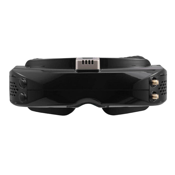 Black Skyzone SKY04X OLED Diversity 5.8GHz Drone Racing Goggles for Sale