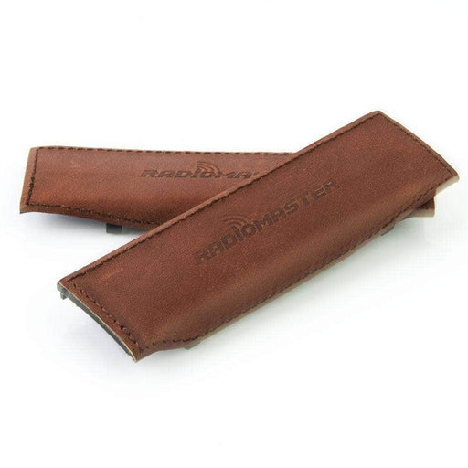 Brown RadioMaster TX16S Leather Side Grips for Sale