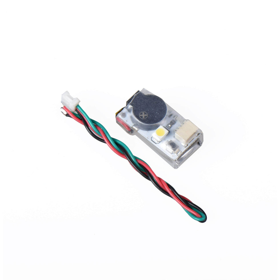 JHE20B Quad Finder LED Buzzer Beacon w/ Internal Battery - RaceDayQuads