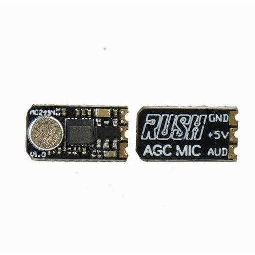 Rush FPV Ultra-small External Automatic Gain Control VTX Microphone - RaceDayQuads