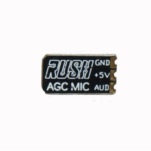 Rush FPV Ultra-small External Automatic Gain Control VTX Microphone