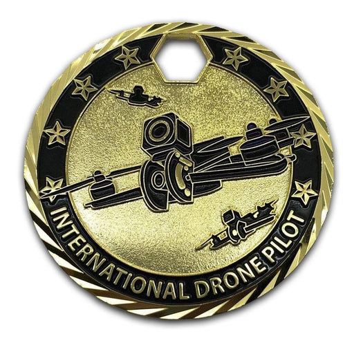 International Drone Pilot Coin / Prop Tool