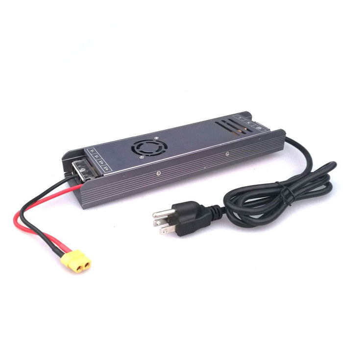 RDQ Power Supply - 400w/16.7a/24v - Plug and Play for ISDT Chargers and Others - RaceDayQuads