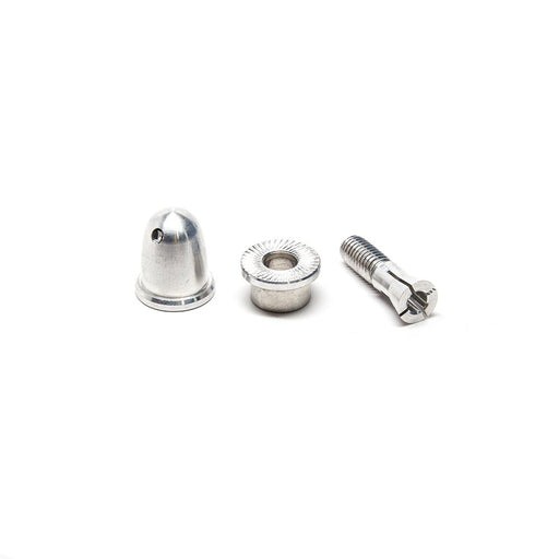 Aluminum Bullet Prop Spinner Adapter - M5 to 3.17mm