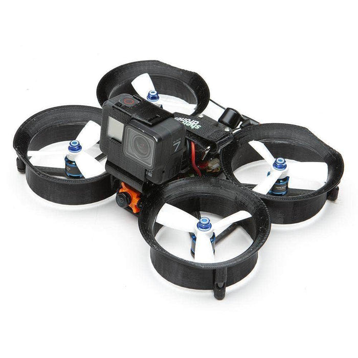 "Shen Drones Squirt V2 3"" Cinewhoop Frame - Carbon & Hardware Only (Ducts Sold Separately) - RaceDayQuads"