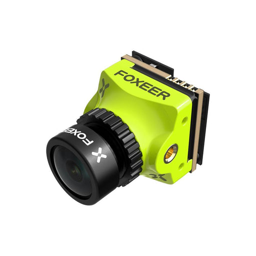 "Foxeer Toothless 2 Nano Starlight 1200TVL 16:9/4:3 PAL/NSTC CMOS FPV Camera w/ 1/2"" Sensor (2.1mm) - Choose Your Color"