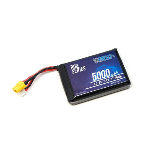 XT60 RDQ Series 7.4V 2S 5000mAh TX16S Compatible LiPo Battery for Sale