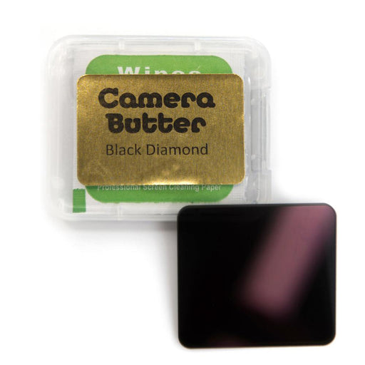 Camera Butter Black Diamond Universal ND filter - ND0/4/8/16/32