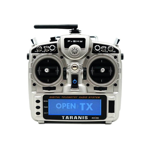 FrSky Taranis X9D Plus 2019 ACCESS RC Transmitter - Sky Blue or Ash White - RaceDayQuads