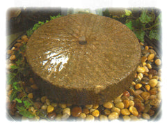 "Antique Millstone 18""+"