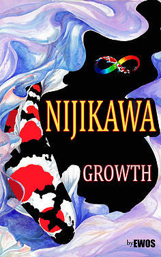 Nijikawa Growth 15 lbs, 5mm Floating Pellets - The Koi Store