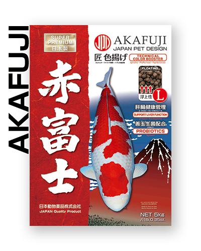 JPD Akafuji - Floating - Medium Pellet - 33Lbs