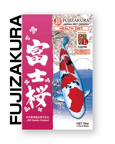 JPD Fujizakura - Floating - Medium Pellet - 33Lbs