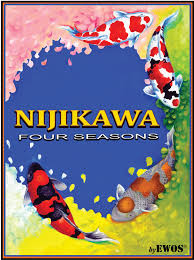Nijikawa Four Seasons 15 lbs, 5mm Floating pellets