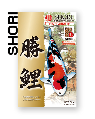 JPD Shori - Floating - Medium Pellet - 5kg/11Lbs