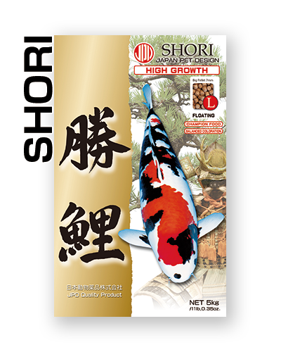 JPD Shori - Sinking - Medium Pellet - 20kg/44Lbs