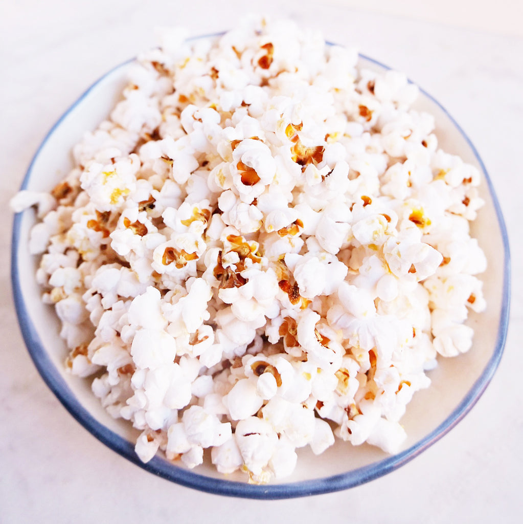 Sweet and Salty Ghee Popcorn