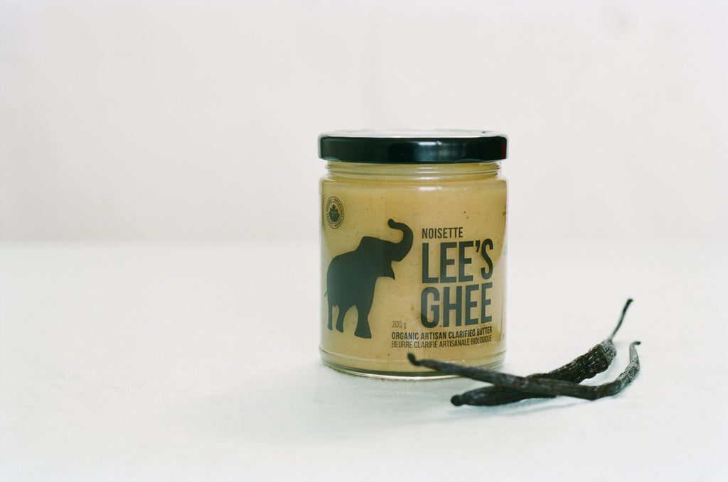 Lee's Noisette Ghee