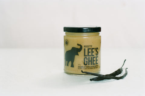Lee's Noisette Ghee with Vanilla Bean