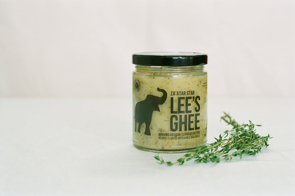 Lee's Za'atar Star Ghee