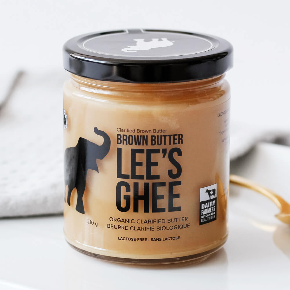 Brown Butter Ghee