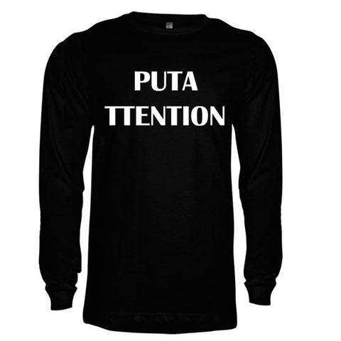 Puta Ttention