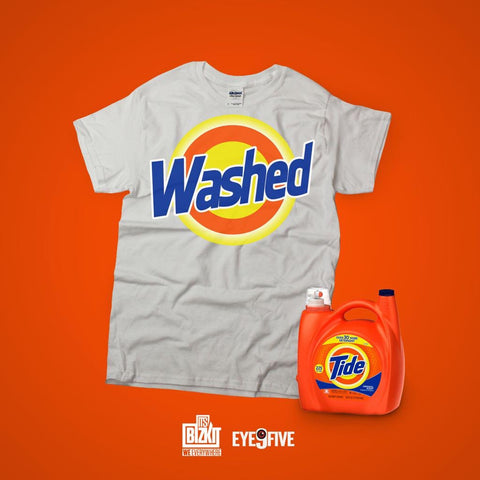 """Washed"" Tide Tee"