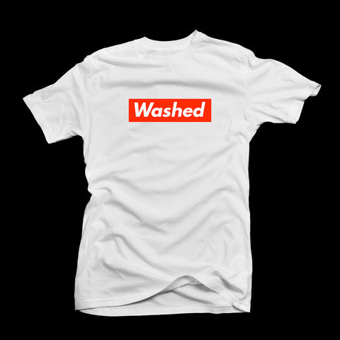 "Supreme ""Washed"" Tee"