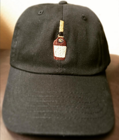 Henny Dad Hat Black