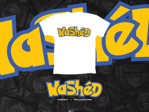 """Wasehed Emon"" Tee White"