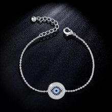 11(r) - Adjustable Evil Eye Bracelet!