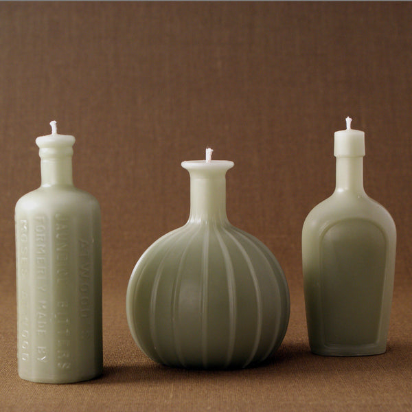 Arch Bottle Candle
