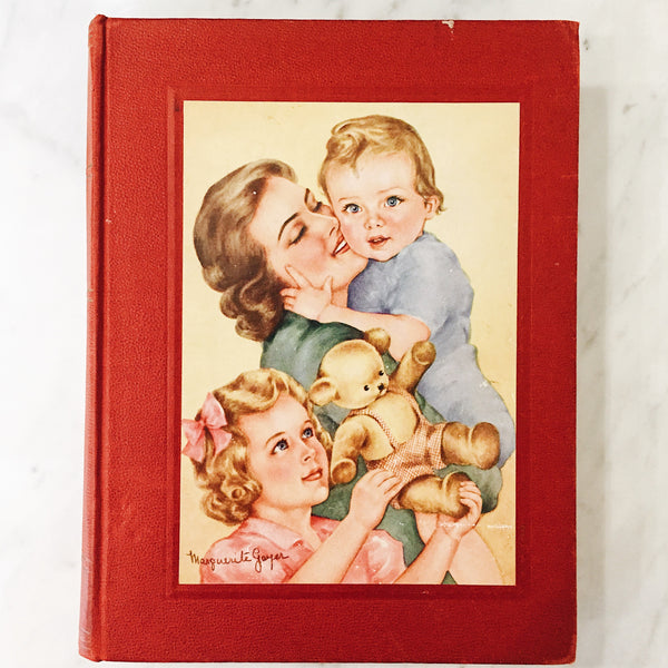 Vintage Book: The Manual for Child Development (1948)