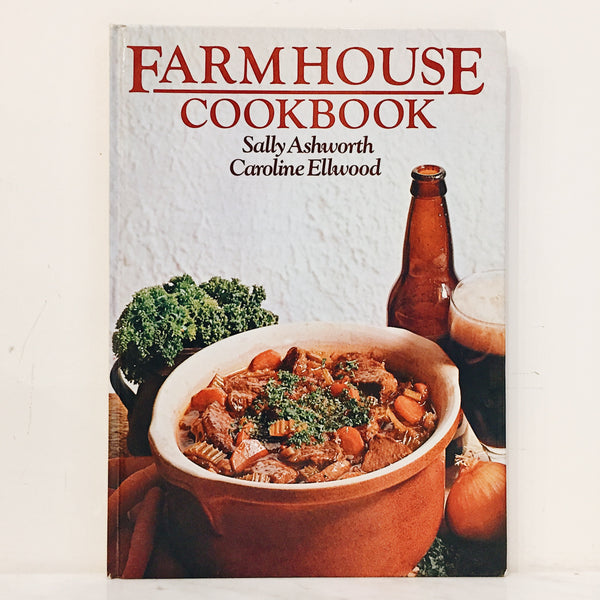 Vintage Cookbook: Farmhouse Cookbook