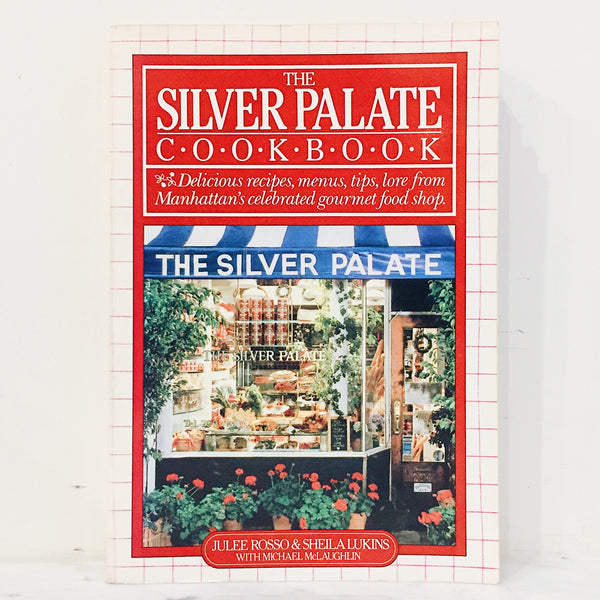 Vintage Cookbook: The Silver Palate Cookbook