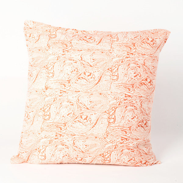 Creamsicle Pillow 50 x 50cm