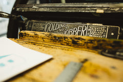 Super Birthday Letterpress Linie | Kikisoso