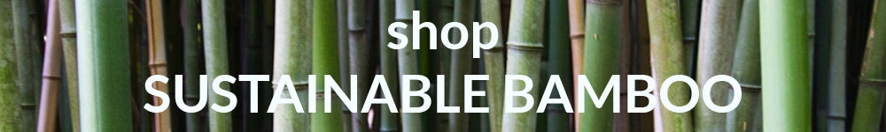 Shop sustainable bamboo clothes and accessories from StriveGreen.