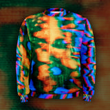 Holiday Borg Pullover Sweater
