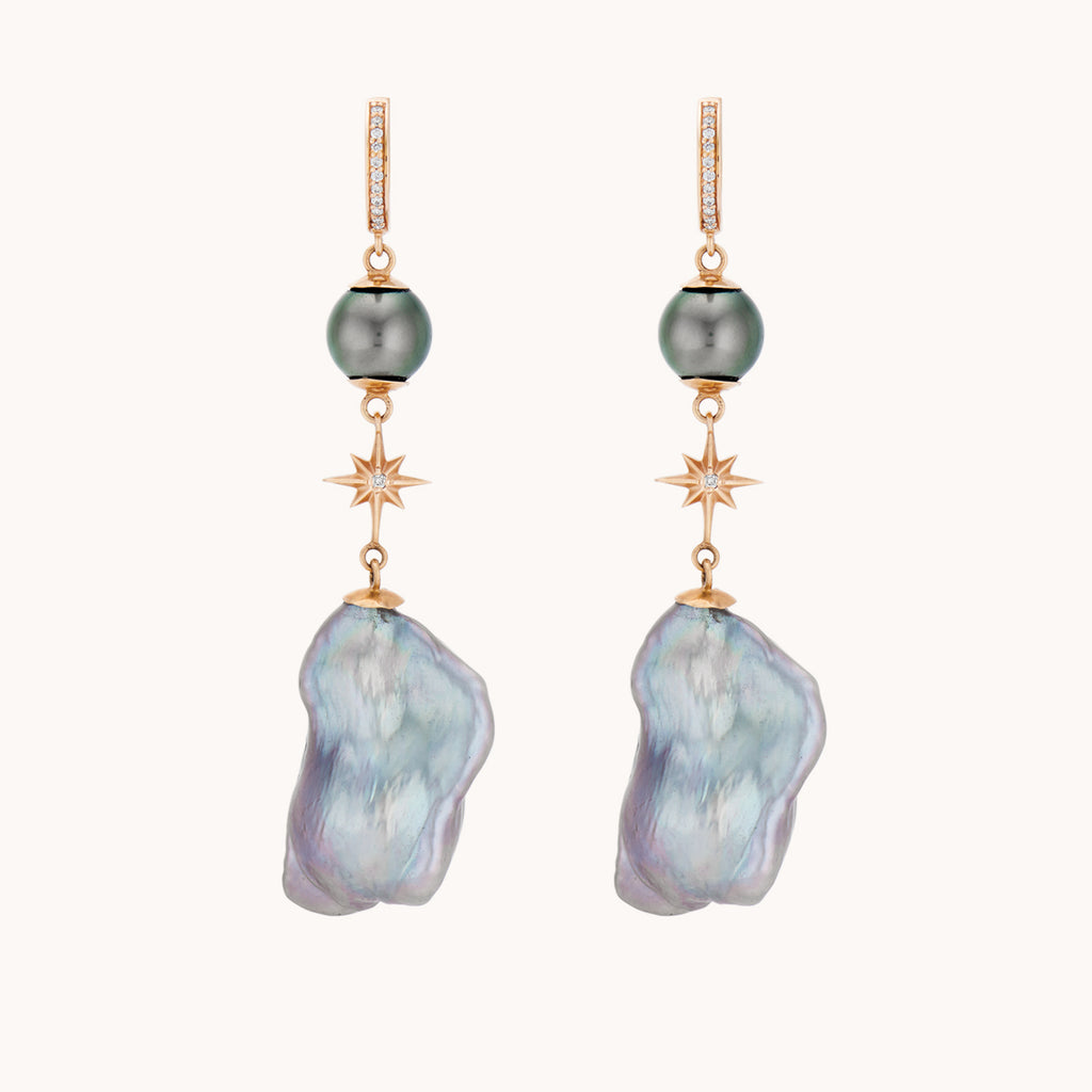 Baroque Elixir Earrings, Earrings - Marlo Laz