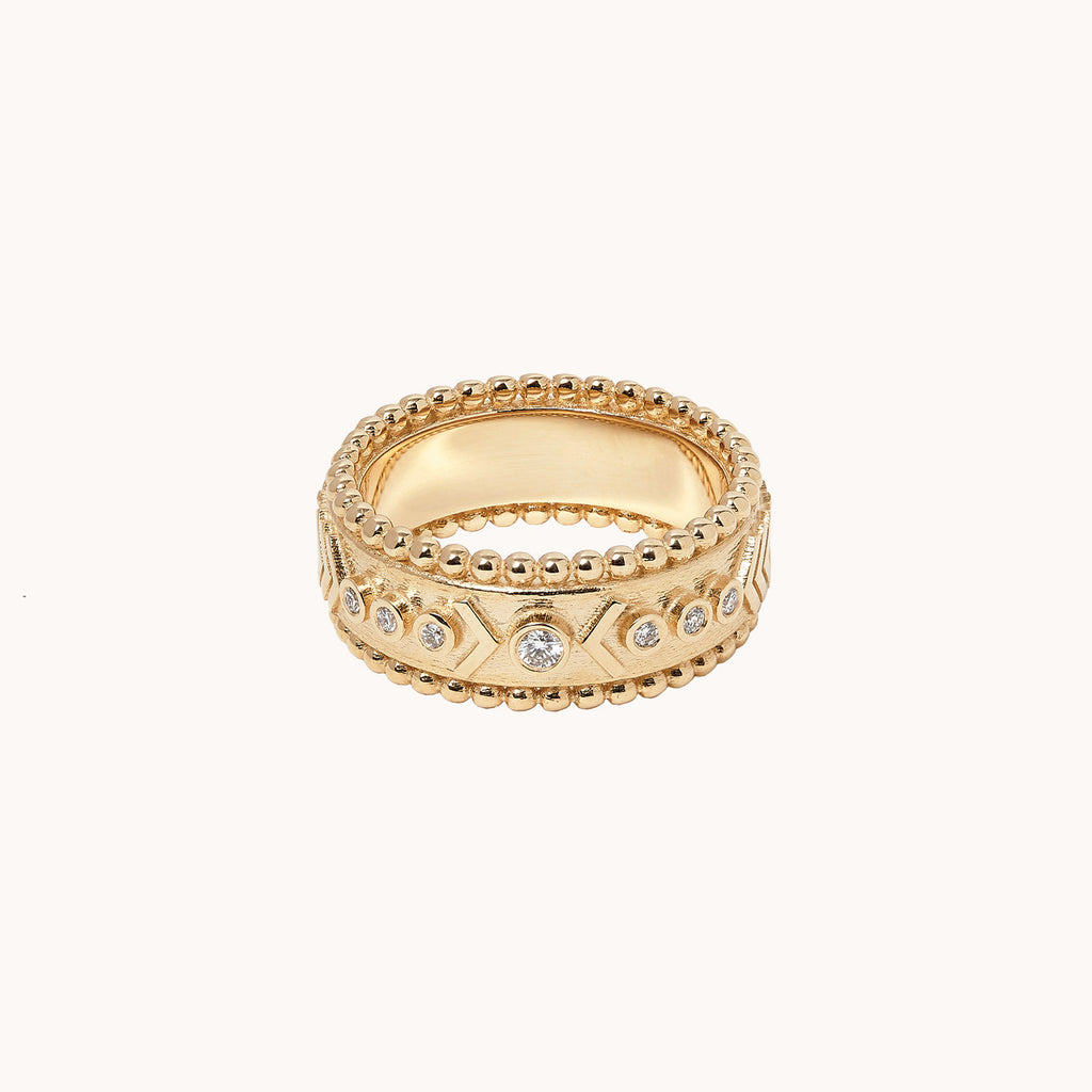 Arrow Rawa Ring, Rings - Marlo Laz