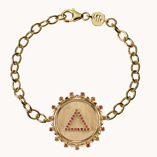 On Fire Element Bracelet, bracelets - Marlo Laz
